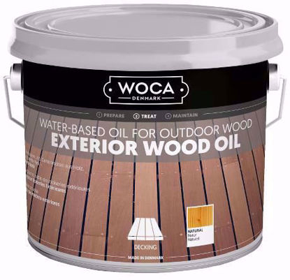 Picture of WOCA Exterior Oil