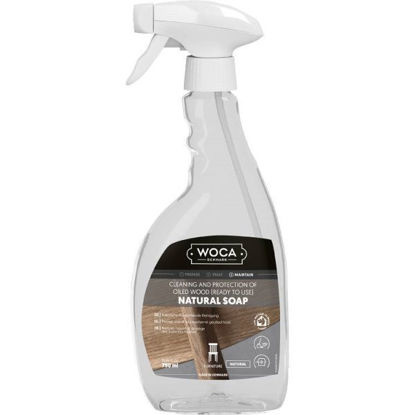 Picture of WOCA Natural Soap Spray 0.75L