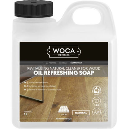 Picture of WOCA Oil Refreshing Soap