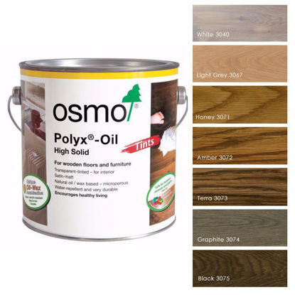 Picture of Osmo Polyx Oil Tints