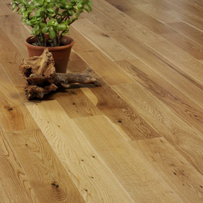 Picture of Augustus Engineered Oak Rustic Satin Lacquered VE13