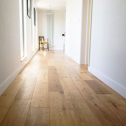 Picture of Augustus Engineered Oak Rustic Brushed & Oiled VE14