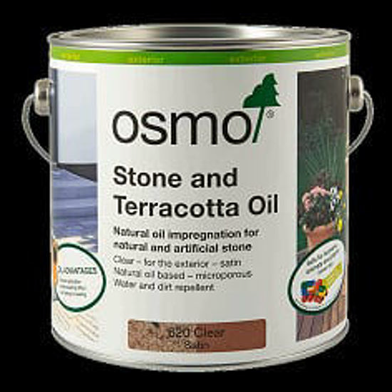 Picture of Stone and Terracotta Oil